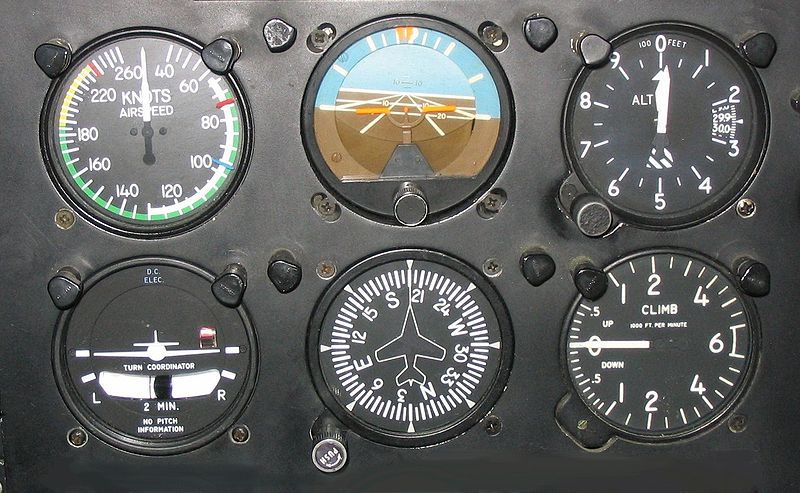 Flight Instruments, Wikipedia